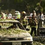 Sette morti, oltre 90 feriti tra cui un militare i